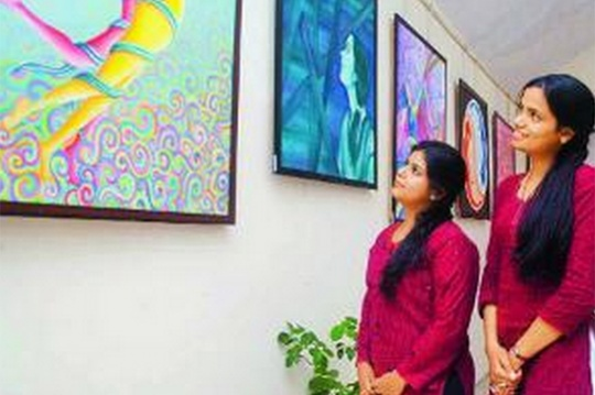 Indore Gets an Artistic Treat