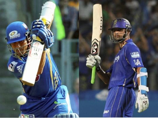 Mumbai, Rajasthan Renew Rivalry