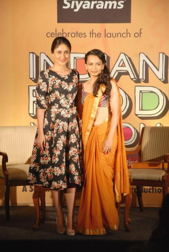 Kareena With Rujuta