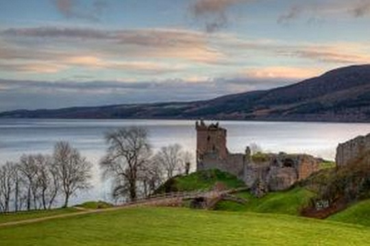 Loch Ness and Other Scottish Gems
