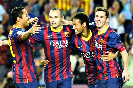 Barcelona Extend Perfect Start With Win