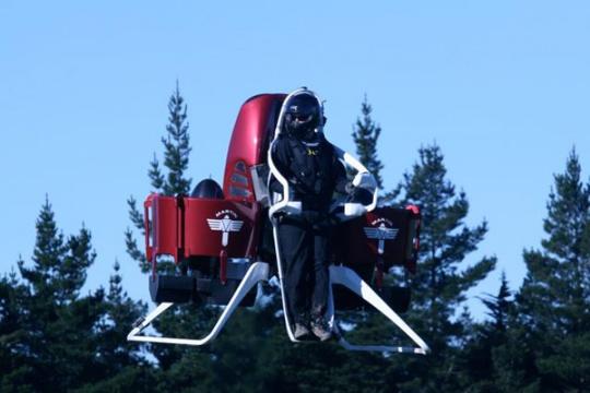 P12 Jetpack Prototype