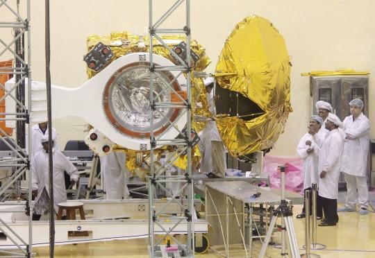 Mars Orbiter Mission