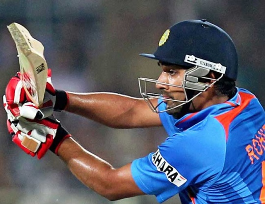Rohit Sharma Waits For Test Debut Call