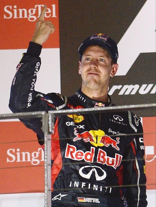 End Of Sebastian Vettel Era In 2014?
