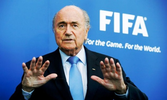 Awarding Qatar World Cup A 'Mistake'?