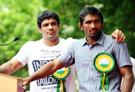 Atleast 5 Medals At Rio Olympics: Sushil