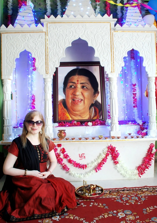 Lata Mangeshkar Temple