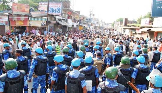 Muzaffarnagar Communal Violence