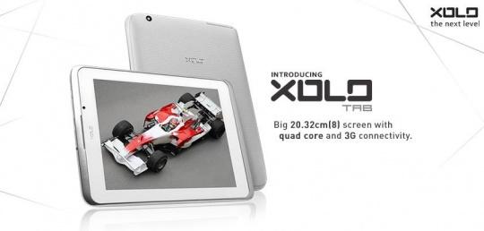 Xolo Tablet