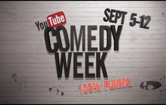 YouTube India Comedy Week