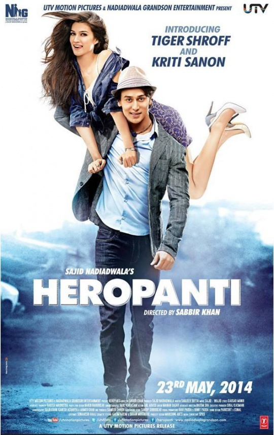 Heropanti movie poster