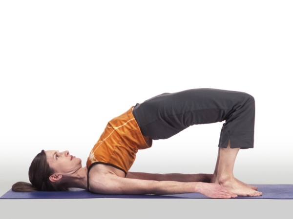 How To Do Back Bridge Exercise