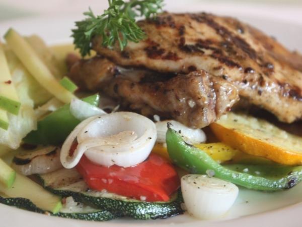 Summer Recipe: Black Pepper Crusted Chicken