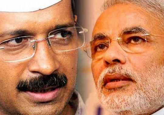 Arvind Kejriwal Beats Narendra Modi