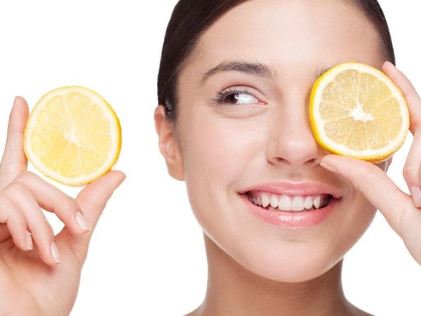 Beauty Benefits Of Lemons