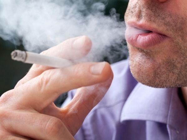 Smoking: A Major Factor For Infertility In Men