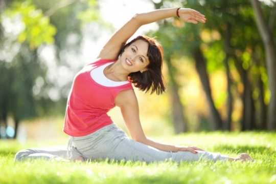 Embrace 'Green Exercise' to Keep BP Normal