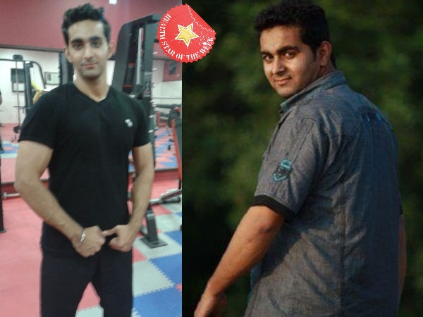 Health Star Of The Week: Weight Loss Success The Tough Way
