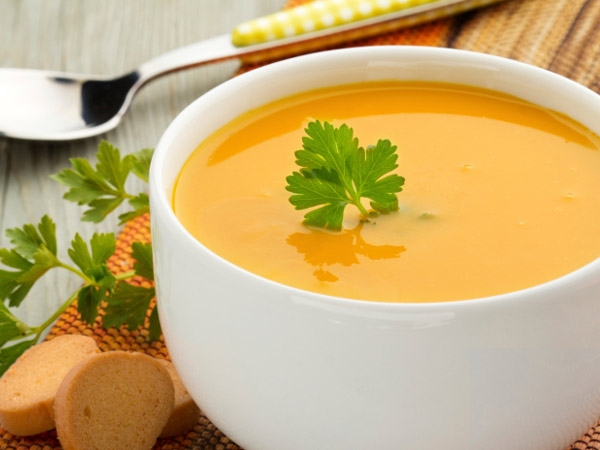 Healthy Soup Recipe: Garlicky Lentil And Tomato Soup