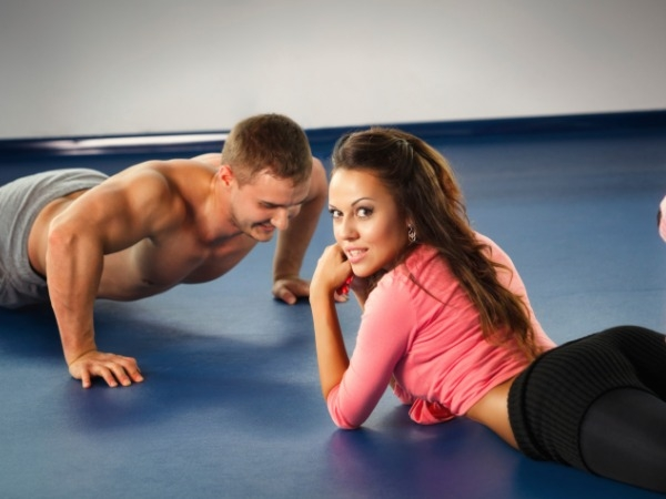 How To Do Push-Ups For Beginners