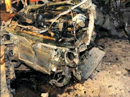 Blast Hits Bus Park Near Nigeria Capital
