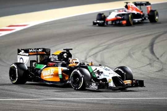 Sahara Force India