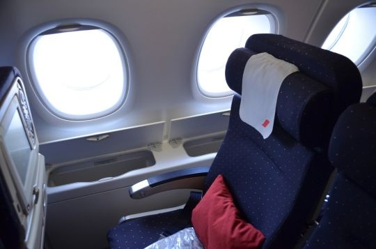 Air France doesn't have a 13th row