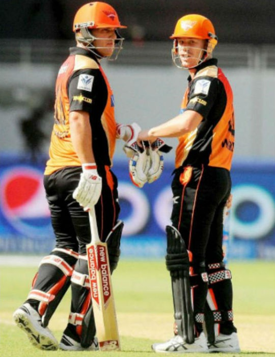 Finch and Warner