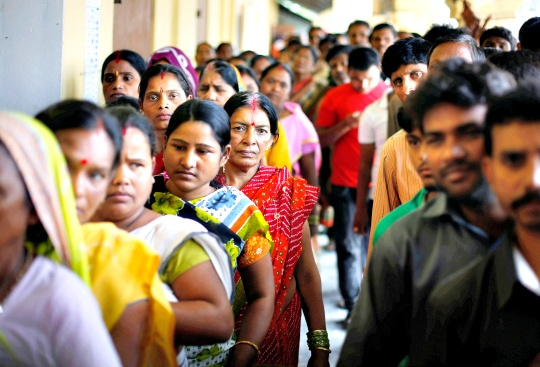 Voting Begins for First Phase of Lok Sabha Polls