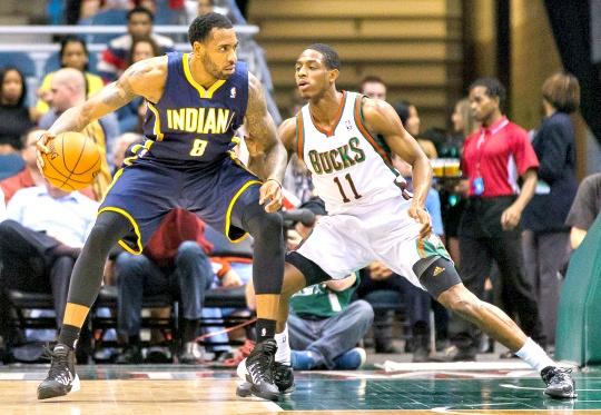 Indiana Pacers' Reserves Topple Milwaukee Bucks