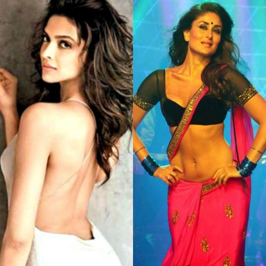 Deepika Padukone, Kareena Kapoor Khan