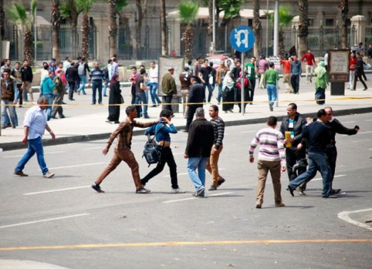 Cairo Campus Blasts