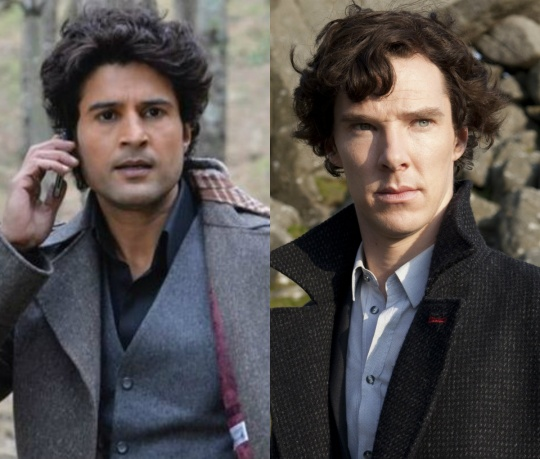 Rajeev Khandelwal vs Benedict Cumberbatch