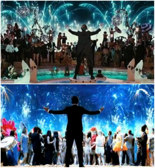 The Xpose vs The Great Gatsby