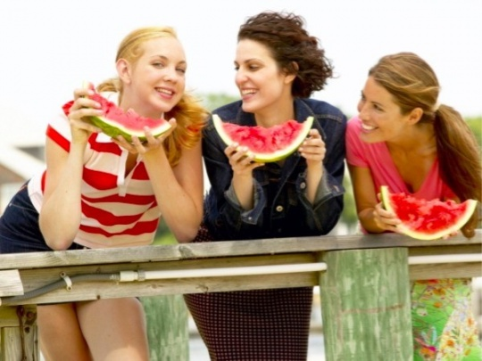 Chomping Watermelon Lowers Your BP