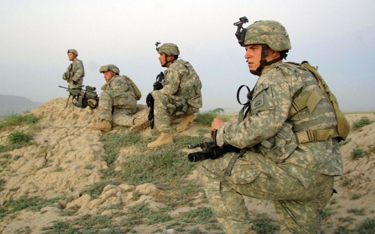 US Force in Afghanistan May be Cut to Less Than 10,000 Troops