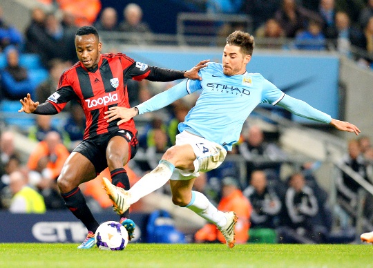 City Beat Baggies to Close On Liverpool