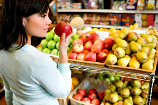 Hog On Fruits, Veggies to Stay Active