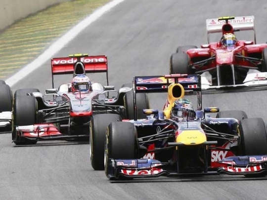 Chief Defends F1 Double Points Change
