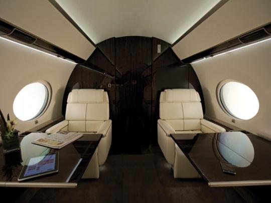 Gulfstream's G650