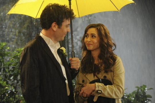 How I Met Your Mother, Ted and Tracy
