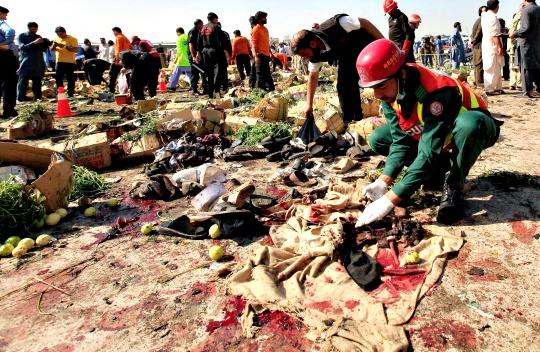 Islamabad Bomb Blast