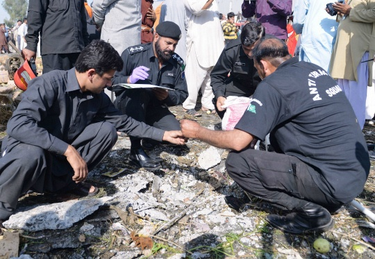 At Least Dozen Injured in Bomb Blast in Lahore