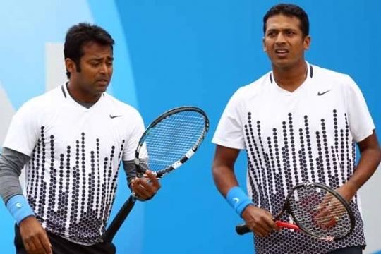 Bhupathi Made 2012 Olympics Sad: Paes