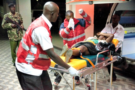 Nairobi Blasts Kill At Least Six: Police