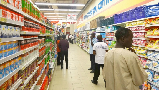 Nigeria is Now Africa's Biggest Economy