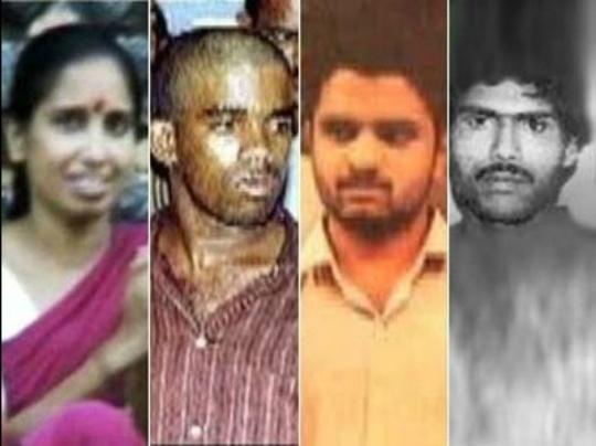 No Death Penalty for Rajiv Gandhi's Killers