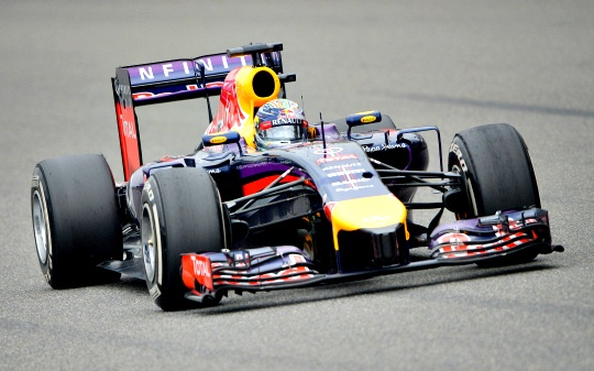 Red Bull to Throw Everything at Mercedes