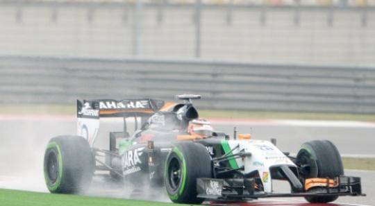 Sahara Force India Remain in Top Three
